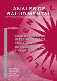 Base de datos de instrumentos de evaluación de salud mental y ...