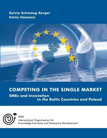 COMPETING IN THE SINGLE MARKET - Baltic Development Forum