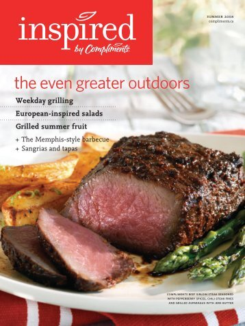 the even greater outdoors - Inspired.ca