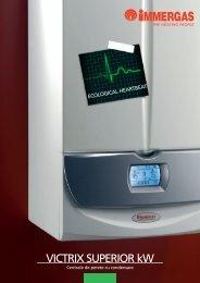 Immergas VICTRIX Superior kW - Instal Focus