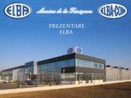 Prezentare Elba_romana - Instal Focus