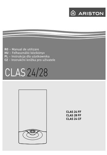 CLAS - Ariston Szerviz