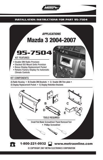 MAZDA MIATA 1990-97