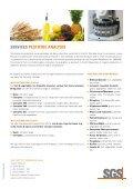 Brochure Pesiticide Analysis - Institut Fresenius - Page 2