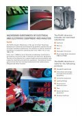 analyses of hazardous substances in electrical ... - Institut Fresenius - Page 2