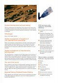 informations and contacts worldwide - Institut Fresenius - Page 3