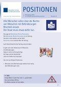 Deutsches Institut für Menschenrechte: Positionen Nr. 8 - Page 5