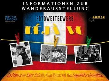informationenzurwande rausstellung - Institut français Deutschland