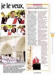 JML 2003 07 03 PND Ordinations sacerdotales à NDP - Institut Jean ...