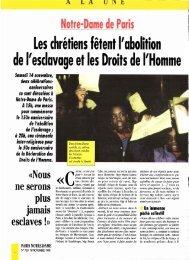JML 1998 11 19 PND L'esclavage est un crime contre l'humanité