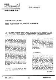 JML 1985 07 04 Homélie PND Se soumettre à Dieu - Institut Jean ...