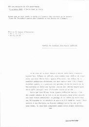 JML 1987 10 17 Homélie 30e anniversaire ATD Quart Monde NDP