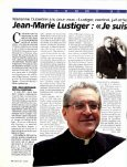 Mariane Dubertret 1996 03 14 La vie Jean-Marie Lustiger Je suis ... - Page 2