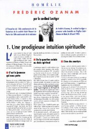 JML 1997 08 21 PND Homélie Frédéric Ozanam - Institut Jean ...