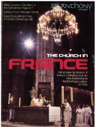 Bob Reilly 1981 12 St Anthony messenger Paris's Archbishop ...
