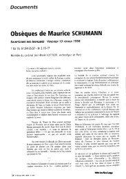 JML 1998 02 27 SNOP Homélie obsèques Maurice Schumann le 13 ...