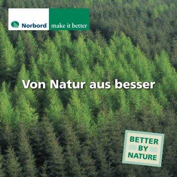 Norbord – Von Natur aus besser