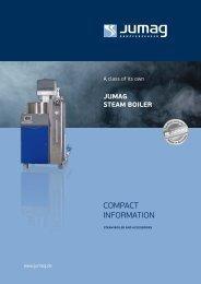jumag steam boiler - DRINK CONSULT