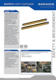 SG Body Compact Economy Series (NEW).pdf - Datasensor