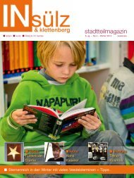 download PDF - INsülz & klettenberg