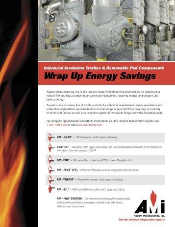 Wrap Up Energy Savings - National Insulation Association