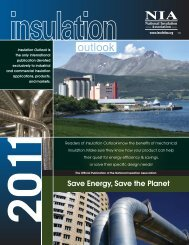 Save Energy, Save the Planet - National Insulation Association