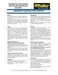 Maxbond datasheet - Insulation Industries - Page 2