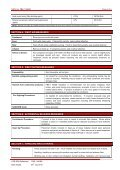 New Generation SoundScreen MSDS 0712 - Insulation Industries - Page 2