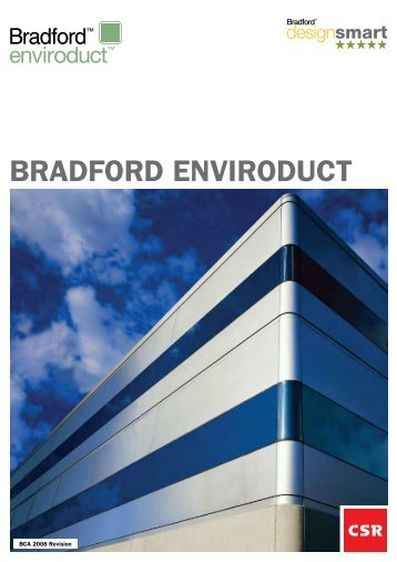 Bradford Enviroduct - Insulation Industries
