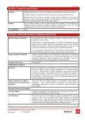 Glasswool MSDS - CSR Bradford - Page 3