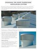 Hurricane information pdf - Insulation Industries - Page 5