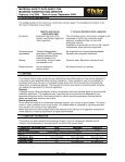 Maxbond MSDS - Insulation Industries - Page 5