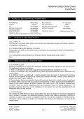 9015_MSDS - Cerachem.pdf - Insulation Industries - Page 5