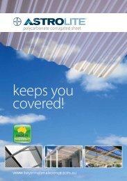 Astrolite brochure - Insulation Industries