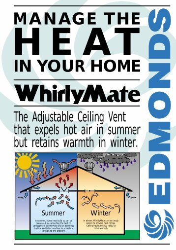 Whirlymate Closable Square Ceiling Register - Insulation Industries