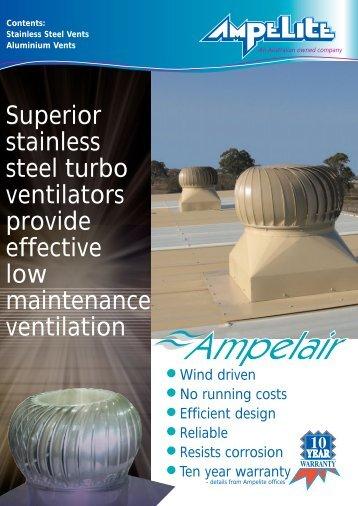Ventilation - Ampelite
