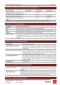 Rockwool MSDS - Austral Insulation - Page 2