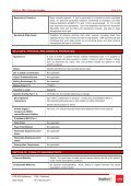 Rockwool MSDS - Austral Insulation - Page 4