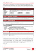 Rockwool MSDS - Austral Insulation - Page 6