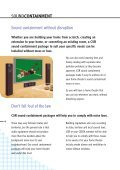 Home Theatre Design Guide - Insulation Industries - Page 4
