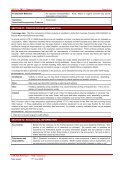 Glasswool MSDS - Insulation Industries - Page 5