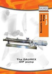 We welcome individual customer requests - Daurex Pumpen GmbH