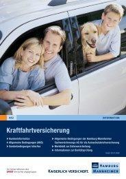 Kraftfahrtversicherung - NAFI@NET AG