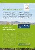 Unterkünfte für Radfahrer im Münsterland 2014 - Seite 4