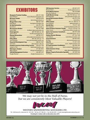 Pages 31 - Insurancewest Media Ltd.