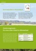 Unterkünfte für Kurzurlauber im Münsterland 2014 - Seite 4