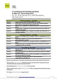 3ª Conferência de Emissões de Diesel & ARLA ... - Integer Research