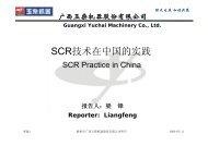 SCR技术在中国的实践 - Integer Research