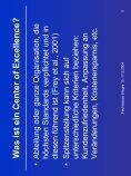 Soziale Organisationen als Centers of Excellence mit ... - Page 3