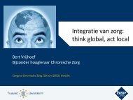 Integratie van zorg - Julius Centrum Integrated Care > Home